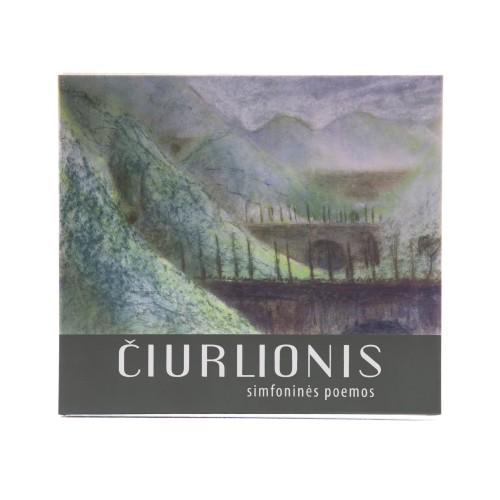 Čiurlionis. Symphonic poems