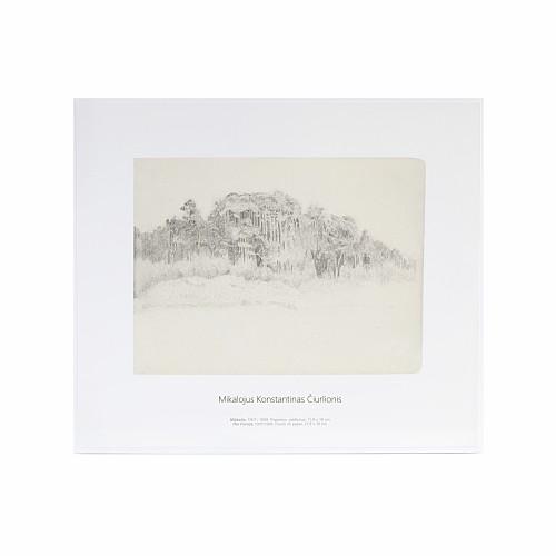 M.K.Čiurlionis. The Forest.