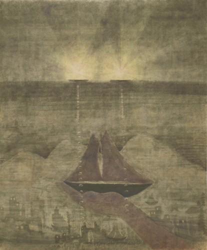 M. K. Čiurlionis. Sonata Nr.5 (Sonata of the Sea). Andante
