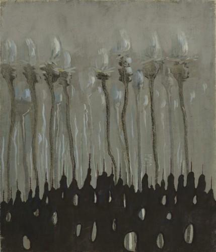 M.K.Čiurlionis. Flowers