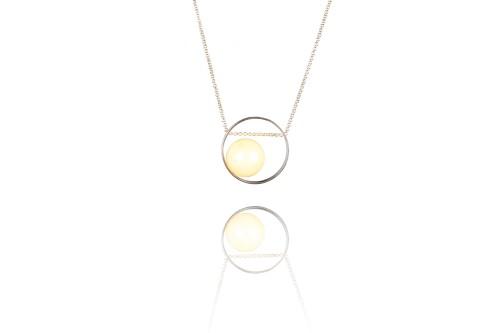 """Ketri Amber Jewelry neck accessories """"Sun drops"""" No9"""