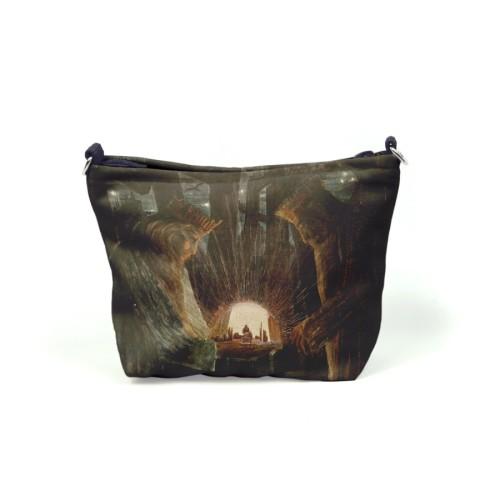 """Cosmetic bag M. K. Čiurlionis """"Fairy tale (Fairy tale of kings)"""""""