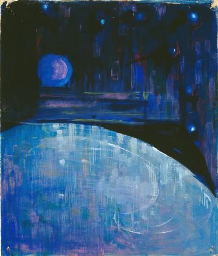 M. K. Čiurlionis. Creation of the World IIII