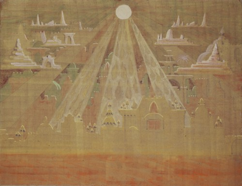 M. K. Čiurlionis. Sonata Nr.7 (Sonata of the Pyramids). Scherzo