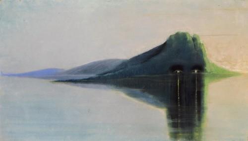 M. K. Čiurlionis. Serenity