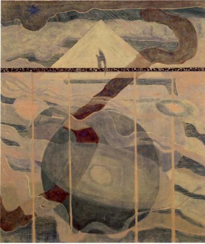 M. K. Čiurlionis. Sonata Nr.6 (Sonata of the Stars). Andante