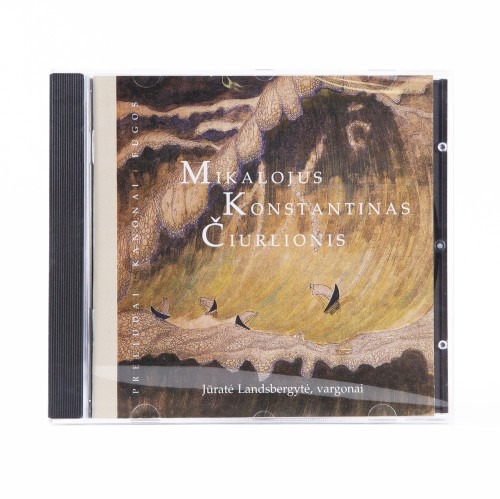 Preludes, Canons and Fugues. Mikalojus Konstantinas Čiurlionis