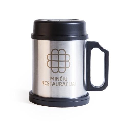 """Thermos cup """"Minčių restauracijai"""""""