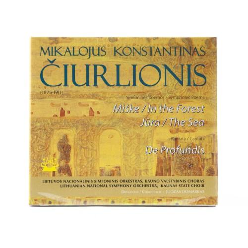 Symphnic Poems In the Forest, The Sea. Cantata De profundis. M. K. Čiurlionis (1875 – 1911)
