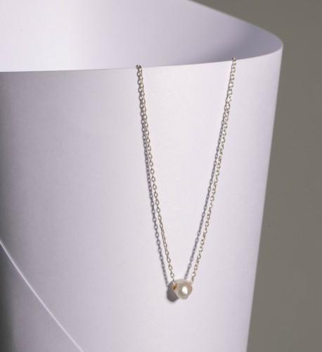 "Minimal line neck accessories ""Timeless"" 0012"