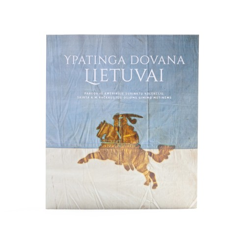 A Special Gift for Lithuania. Exhibition from the Collections Collected in America.